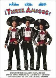 I tre amigos! di John Landis - DVD