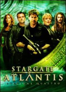 Stargate Atlantis. Stagione 4 (5 DVD) - DVD