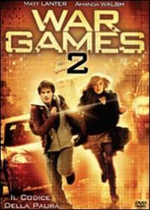 Wargames 2. Il codice della paura di Stuart Gillard - DVD