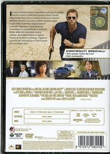 Agente 007. Quantum of Solace (1 DVD) di Marc Forster - DVD - 2