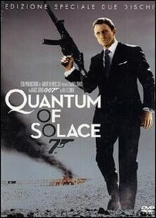 Agente 007. Quantum of Solace (2 DVD) di Marc Forster - DVD