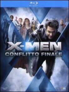 X-Men. Conflitto finale (2 Blu-ray) di Brett Ratner - Blu-ray