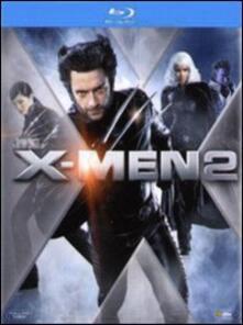 X-Men 2 (2 Blu-ray) di Bryan Singer - Blu-ray