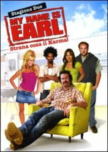 My name is Earl. Stagione 2 (4 DVD) - DVD