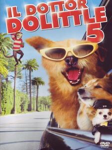 Il dottor Dolittle 5 di Alex Zamm - DVD