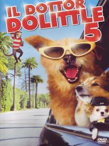 Il dottor Dolittle 5 (DVD) di Alex Zamm - DVD