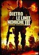 Cover Dvd Dietro le Linee Nemiche 3