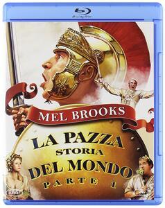 La pazza storia del mondo di Mel Brooks - Blu-ray