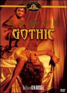 Gothic di Ken Russell - DVD