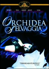 Cover Dvd Orchidea selvaggia 2