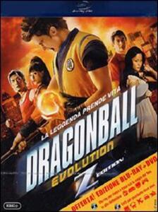Dragonball Evolution (DVD + Blu-ray) di James Wong - DVD + Blu-ray