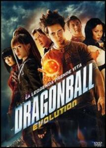 Dragonball Evolution di James Wong - DVD