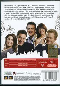 How I Met Your Mother. Alla fine arriva mamma. Stagione 2 (3 DVD) - DVD - 2