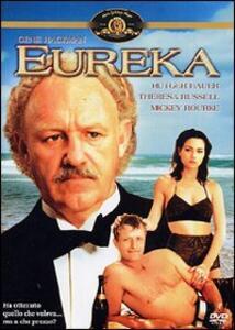 Eureka di Nicolas Roeg - DVD