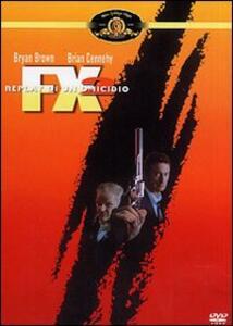 F/X 2. Replay di un omicidio di Richard Franklin - DVD