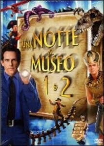 Una notte al museo 1 e 2 (2 DVD) di Shawn Levy