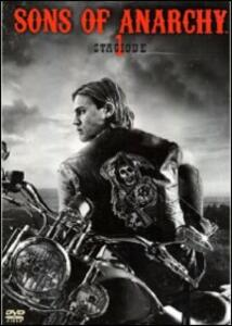 Sons of Anarchy. Stagione 1 (4 DVD) - DVD