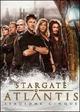 Cover Dvd Stargate: Atlantis