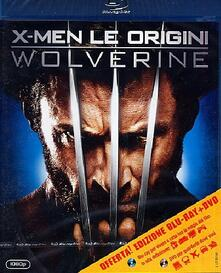 X-Men le origini. Wolverine (2 Blu-ray) di Gavin Hood