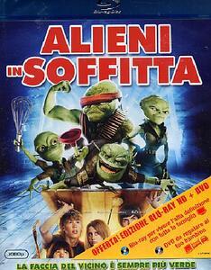 Alieni in soffitta (2 Blu-ray) di John Schultz - Blu-ray