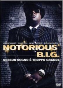 Notorious B.I.G. di George Tillman Jr. - DVD