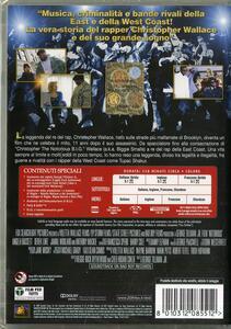 Notorious B.I.G. di George Tillman Jr. - DVD - 2