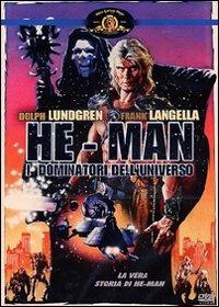 Cover Dvd dominatori dell'universo
