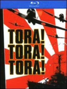 Tora! Tora! Tora! di Richard O. Fleischer - Blu-ray