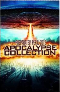 Apocalypse 2012 Collection (3 DVD) di Scott Derrickson,Roland Emmerich