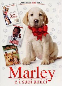Marley e i suoi amici (3 DVD) di David Frankel,Betty Thomas,Wayne Wang