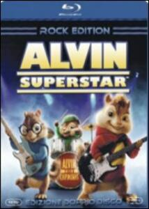 Alvin Superstar (2 Blu-ray)<span>.</span> Rock Edition di Tim Hill - Blu-ray