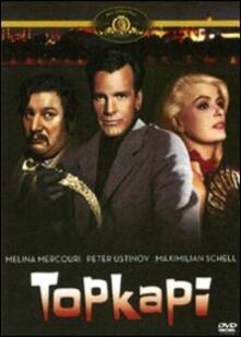 Topkapi di Jules Dassin - DVD