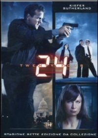 Cover Dvd 24. Stagione 7