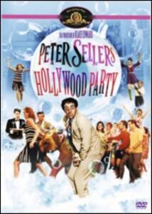 Hollywood Party di Blake Edwards - DVD