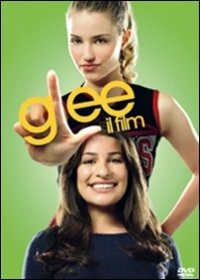 Cover Dvd Glee