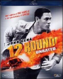 12 round di Renny Harlin - Blu-ray