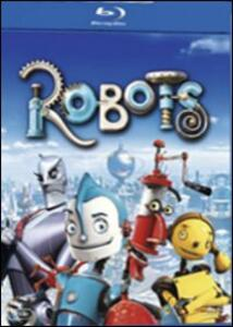 Robots di Chris Wedge,Carlos Saldanha - Blu-ray
