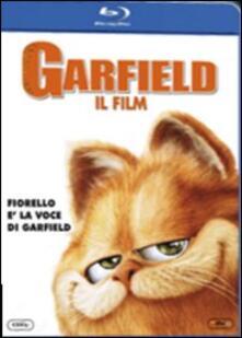 Garfield. Il film di Peter Hewitt - Blu-ray