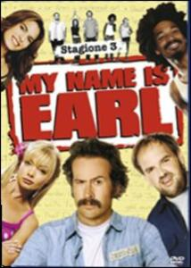 My name is Earl. Stagione 3 - DVD