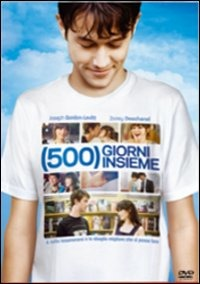 Cover Dvd 500 giorni insieme
