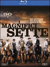 Cover Dvd magnifici Sette