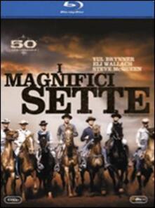 I magnifici Sette di John Sturges - Blu-ray