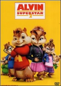 Cover Dvd Alvin Superstar 2