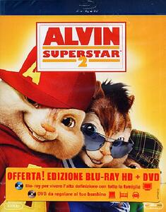 Alvin Superstar 2 (DVD + Blu-ray) di Betty Thomas - DVD + Blu-ray