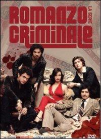 Cover Dvd Romanzo criminale. Stagione 1