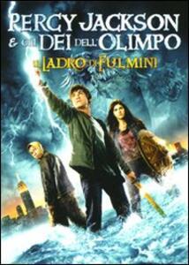 Percy Jackson e gli dei dell'Olimpo. Il ladro di fulmini di Chris Columbus - DVD