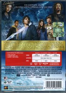 Percy Jackson e gli dei dell'Olimpo. Il ladro di fulmini di Chris Columbus - DVD - 2