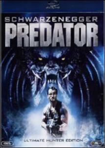 Predator<span>.</span> Hunter Edition di John McTiernan - Blu-ray