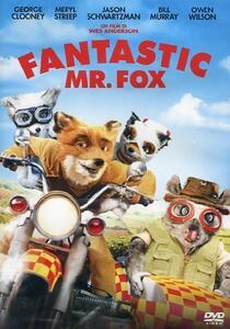 Fantastic Mr. Fox di Wes Anderson - DVD