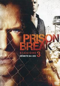 Prison Break. Stagione 3. Serie TV ita (4 DVD) - DVD